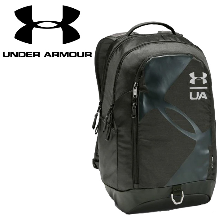 Under Armour Under Armour bag backpack rucksack UA Big Graphic Backpack  Midori Green sports bag bag bag day school club activities club 58fea7e0f74b8