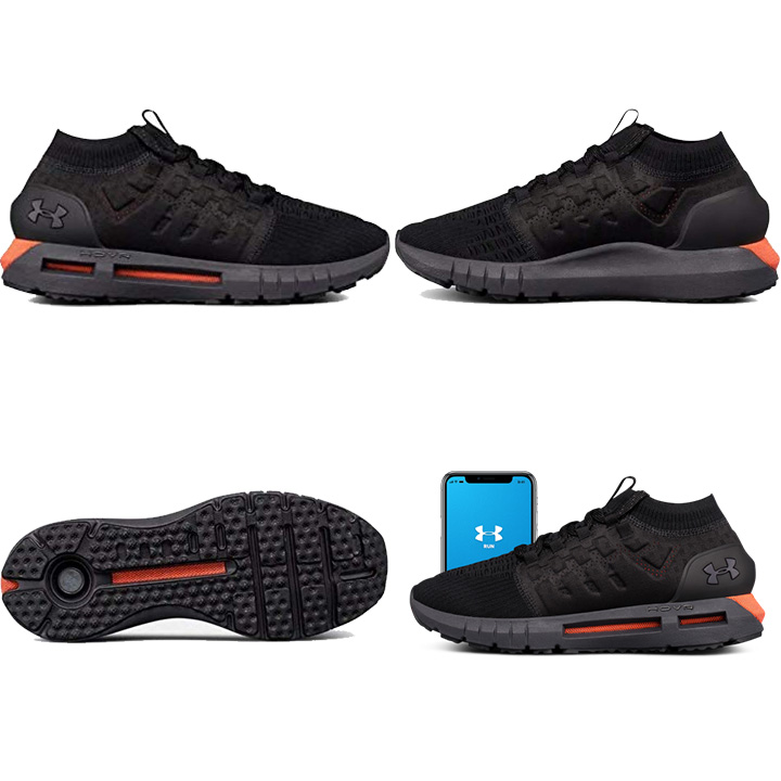 promo code a995a f010a Under Armour UNDER ARMOUR ホバーファントム CT UA HOVR Phantom CT men running shoes  sneakers training black 27cm 28cm-limited