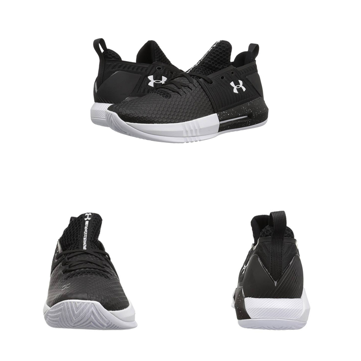 22432111ac0 ☆Up to 30 times point ☆ 5 11 20 00 ~ 5 18 1 59 ☆ under Armour UNDER ARMOUR  men drive 4 low Men s Drive 4 Low basketball shoes basketball shoes Black  ...
