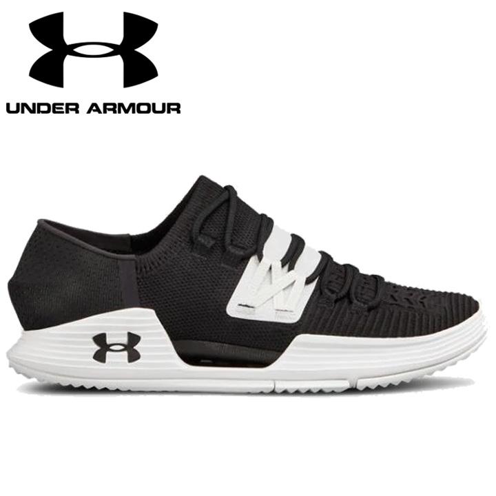 UNDER ARMOUR アンダーアーマー UA Speedform AMP 3.0 メンズ 靴・ランニングシューズ スニーカー 黒 Black