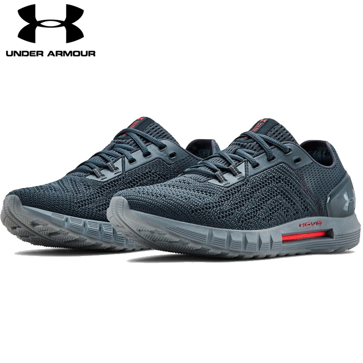 sports shoes e214f 7c88a Under Armour UNDER ARMOUR UA ホバーソニック 2 UA HOVR SONIC 2 gray men running  shoes sneakers