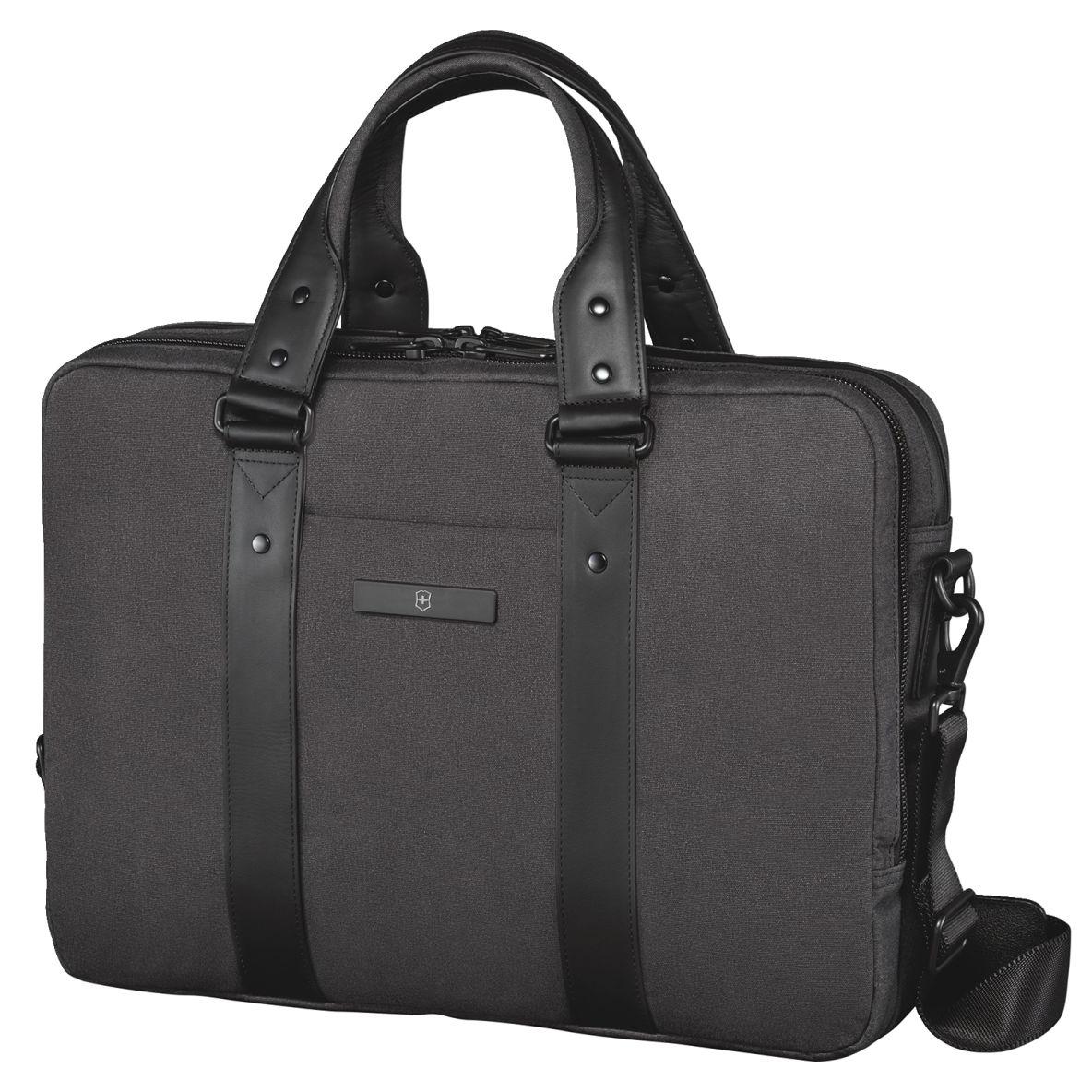 ヴィクトリノックス VICTORINOX ビジネスバッグ Bodmber15 ボドマー15 グレイ ブリーフケース Briefcase 600703