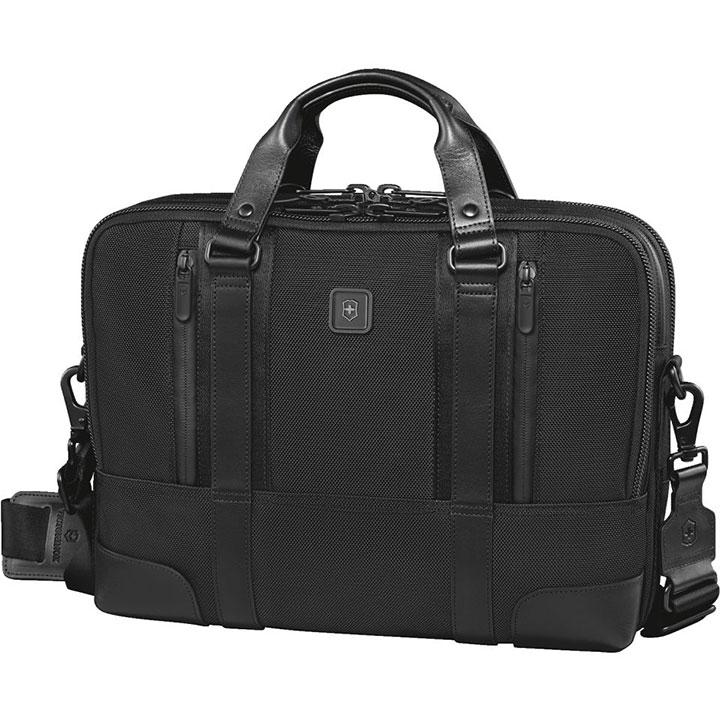 ヴィクトリノックス VICTORINOX ビジネスバッグ LaSalle13 ラサール13 ブラックブリーフケース Briefcase 601111