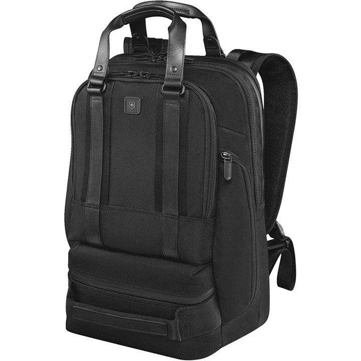 ヴィクトリノックス VICTORINOX ビジネスリュック バックパック Bellevue 15 ベルビュー15 ブラックBackpack 601115