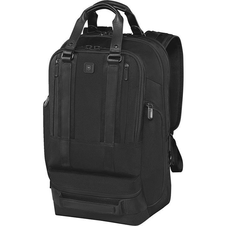 ヴィクトリノックス VICTORINOX ビジネスリュック バックパック Bellevue 17 ベルビュー17 ブラックBackpack 601116