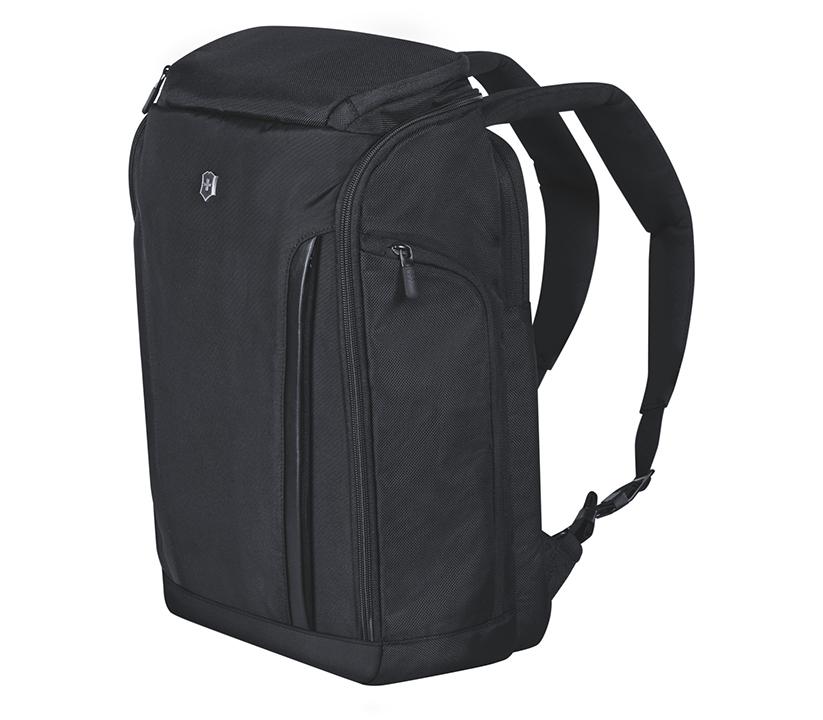 ヴィクトリノックス VICTORINOX ラップトップ バックパック Fliptop Laptop backpack フリップトップ ラップトップ バックパック ブラックBackpack 605153
