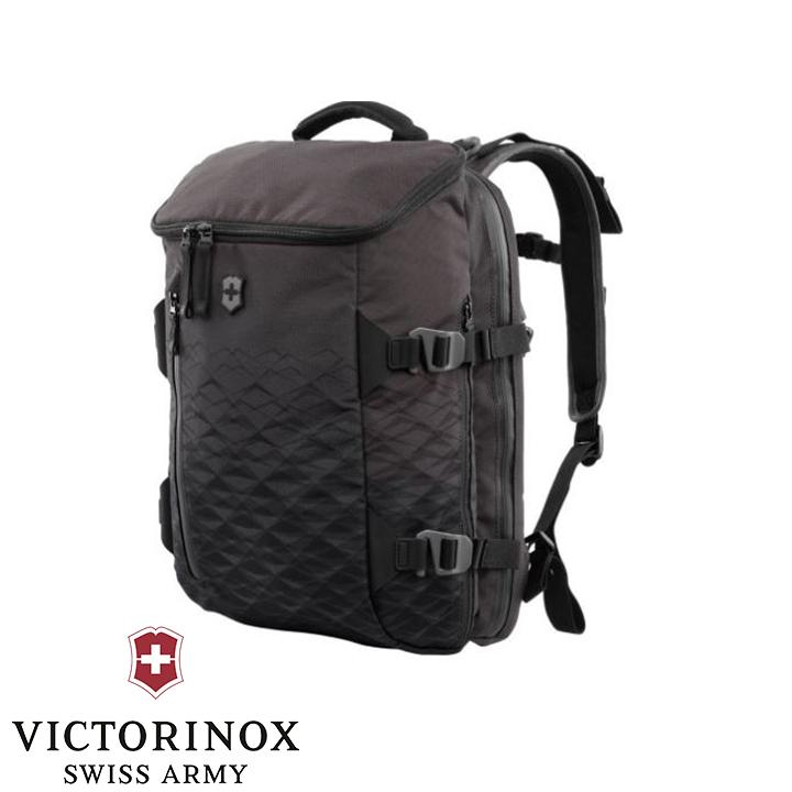 VICTORINOX (ビクトリノックス) 公式 VX Touring / VXツーリング ラップトップ バックパック15 アンスラサイト(グレー) 約21L バックパック リュック 軽量 旅行 大容量 601493