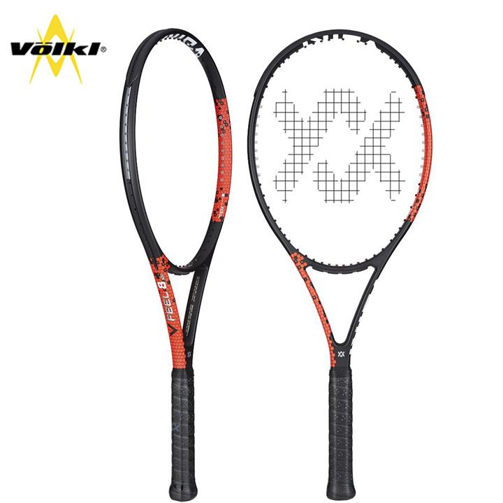 フォルクル(VOLKL) テニスラケット V-Feel 8 300g Vフィール VFEEL 8 300g テニス 硬式 ラケット 送料無料 v18802