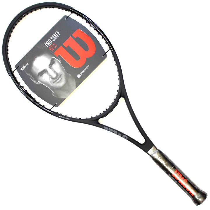 ウィルソン Wilson 2018 プロスタッフ 97 LS ブラック テニスラケットPro Staff 97 LS Black Tennis Racquet