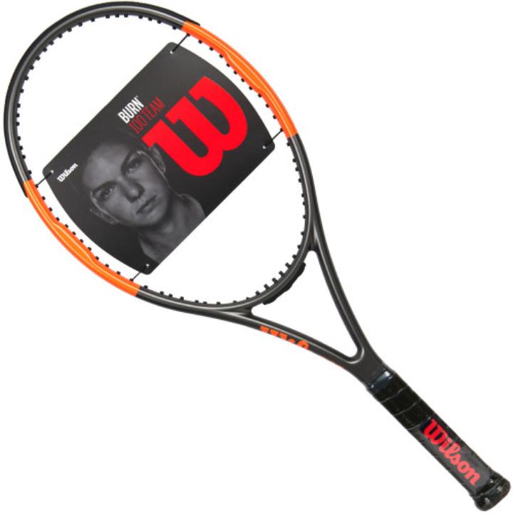 ウィルソン Wilson バーン Burn 100 Team チーム ラケット Tennis Racquet