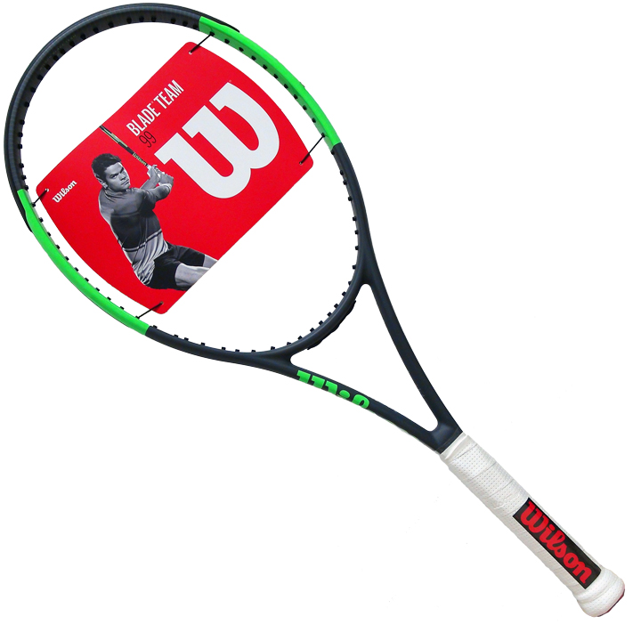 ウィルソン Wilson 2018 ブレードチーム 99 テニスラケットBlade Team 99 Tennis Racquet