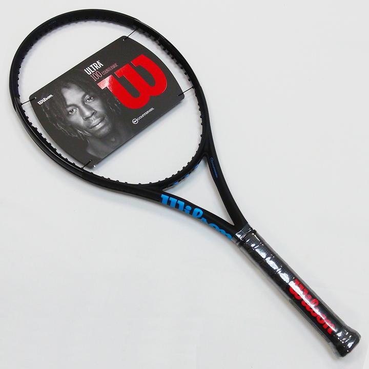 ★最大ポイント26倍還元☆3/11 9:59mまで】ウィルソン Wilson ウルトラ100 CV ブラックエディション ラケット Wilson ULTRA 100 CV Black Tennis Racquet