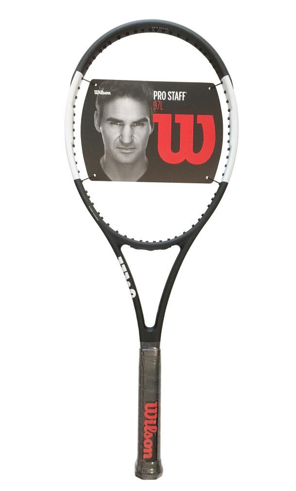 ウィルソン Wilson Pro Staff プロスタッフ ラケット Wilson Pro Staff 97L Tennis Racquet