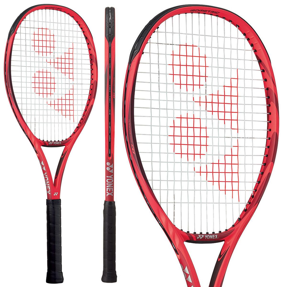 ★5倍ポイント☆4/9 20:00 ~ 4/16 1:59★ヨネックス YONEX テニス硬式テニスラケット VCORE 100 Vコア 100 18VC100 vc18100
