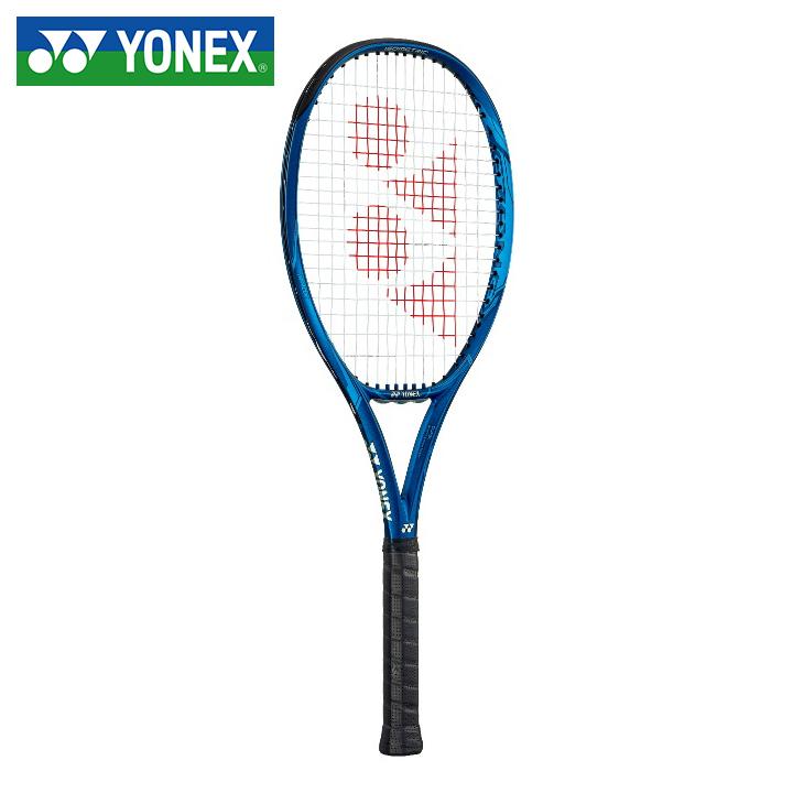 【送料無料】 イーゾーン100 ヨネックス YONEX  送料無料 EZONE 100 大阪ナオミ 使用モデル 300g ディープブルー テニスラケット 硬式