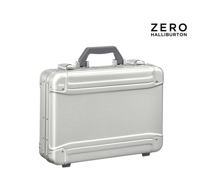 ゼロハリバートン ZERO HALLIBURTON アタッシュケース ZRG-25SA シルバー Silver メンズ B4サイズ アルミケース プレミアシリーズ ダイヤルロック ビジネスバッグ
