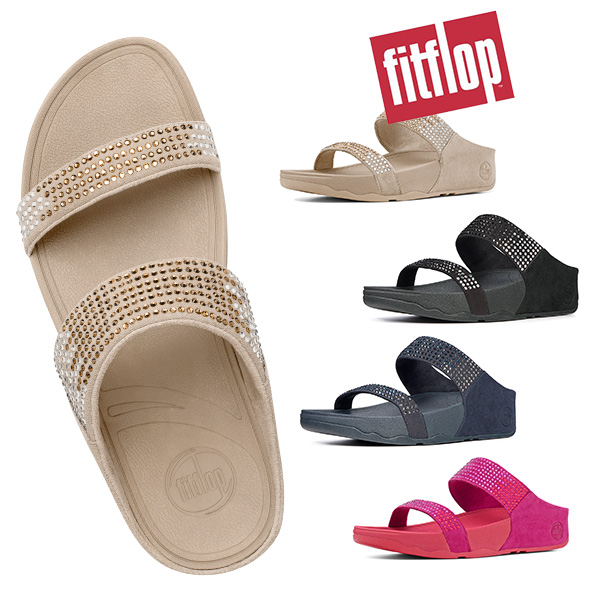bbf3047e142 Inventory clearance SALE fitflop FLARE SLIDE fit flops flare slides  spring  summer model  Japan regular agency products