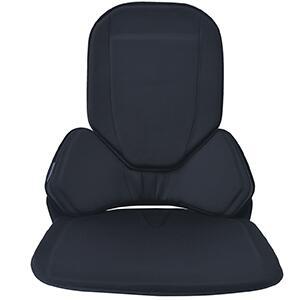 [エクスジェル]EXGEL(エクスジェル)素材使用!ロングドライブを快適に♪エクスジェル♪[カーシート クッション 腰] 【EXGEL[エクスジェル]】ハグドライブ スリム[カーシート クッション 腰]