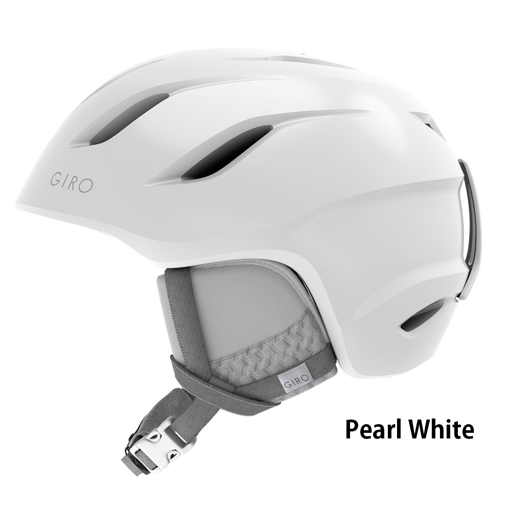 [ GIRO ] レデイース用 スノーヘルメット スキーヘルメット ERA AsianFit