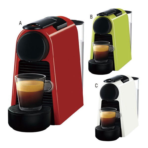 ネスプレッソ コーヒーメーカー エッセンサ ミニ ピュアホワイト (D30-WH) 単品 [キャンセル・変更・返品不可]
