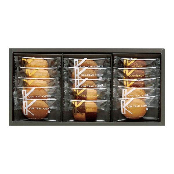 神戸トラッドクッキー 1ケース30箱入 (KTC-50-1ケース) 単品 [キャンセル・変更・返品不可]