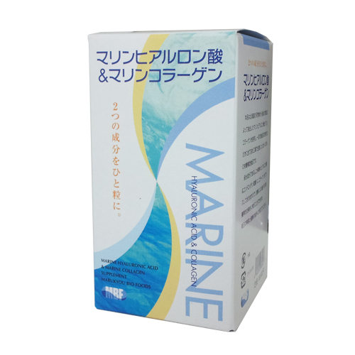 MBFマリンヒアルロン酸&マリンコラーゲン (約420錠) [キャンセル・変更・返品不可]