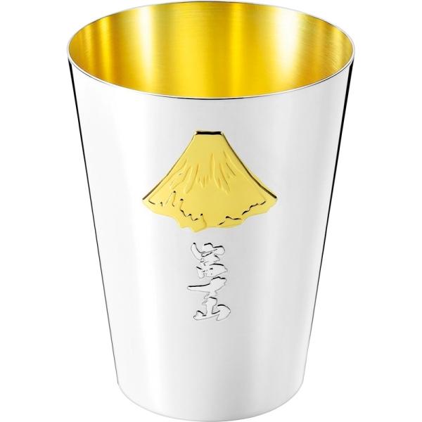 食楽工房 銅製富士山タンブラー350ml (CNE951FJ) [キャンセル・変更・返品不可]
