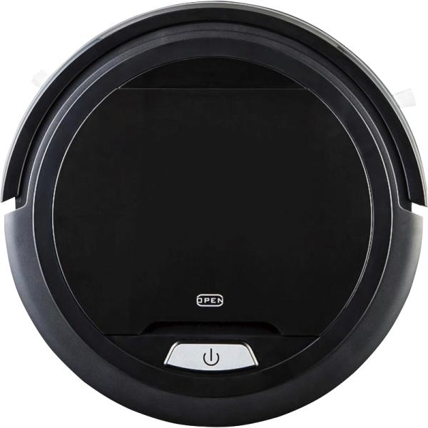 2019年 贈りもの・お返しものギフト ロボット掃除機 ロボクリーナー ブラック (RCT-1645BK) [キャンセル・変更・返品不可]