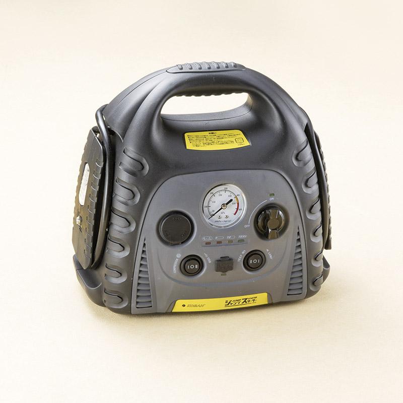 KOBAN 非常用携帯電源ジャンプスターター (CH-2) [キャンセル・変更・返品不可]