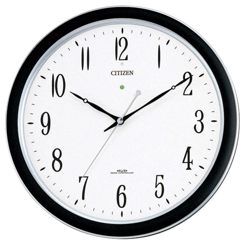 シチズン 電波掛け時計 (4MY691-N19) [キャンセル・変更・返品不可]