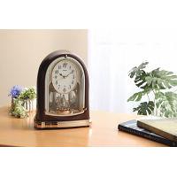 セイコー 電波メロディ置時計(16曲入) (BY239B) [キャンセル・変更・返品不可]