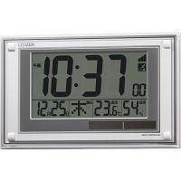 シチズン ソーラー電源電波時計(掛置兼用) (8RZ189-003) [キャンセル・変更・返品不可]