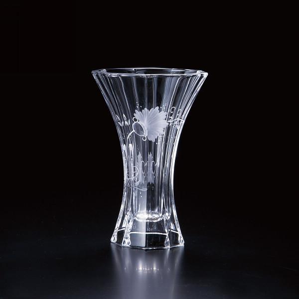 2021年 贈りもの お返しものギフト エルベクリスタル ジュリア 花瓶 変更 返品不可 8059 JUL オープニング 大放出セール キャンセル 21 返品送料無料
