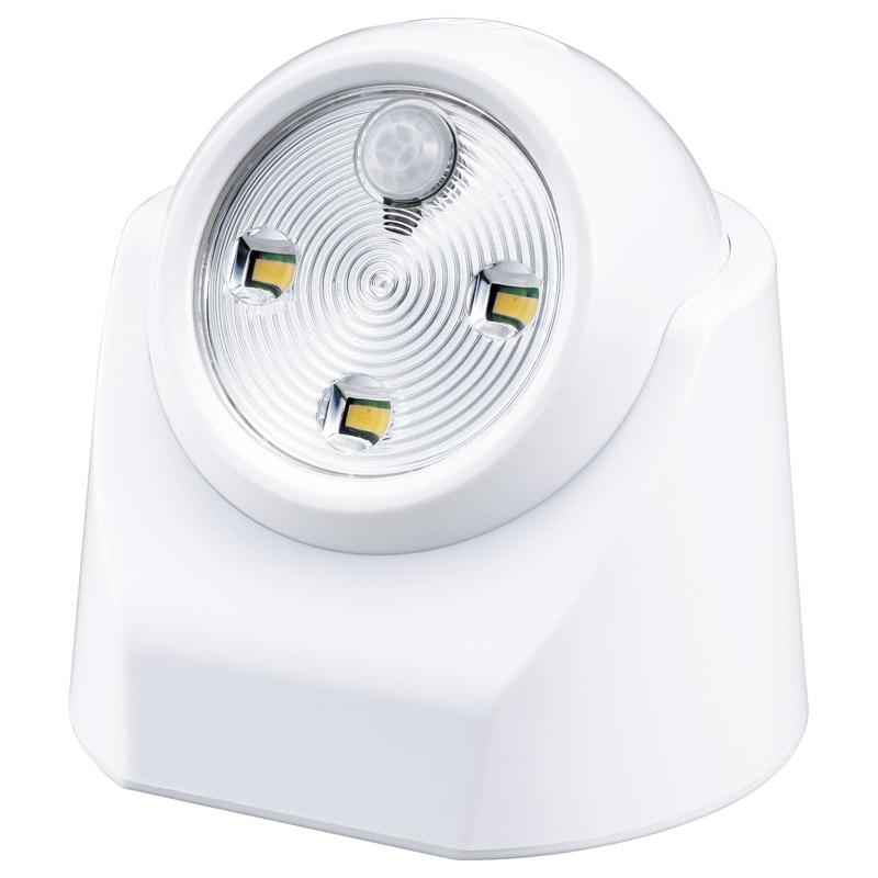 2021年 メイルオーダー メーカー再生品 贈りもの お返しものギフト エレット LEDセンサーライト ET-11 変更 キャンセル 返品不可