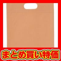 【PRバッグ ライトオレンジ (6J9080-LOR-S) ※セット販売(500点入)】2017年 販促・ノベルティグッズ[返品・交換・キャンセル不可]
