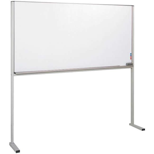 AEW-180L 片面スチール白板(1800×900) [ラッピング不可][代引不可][同梱不可]