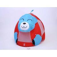 MH-TENTR-CAT メリープレイテント(Merry Tent) レッド&ネコちゃん ブルーのネコちゃん [ラッピング不可][代引不可][同梱不可]