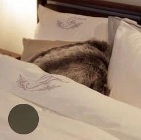 フランスベッド 掛ふとんカバー アージスクロス ダブル UR-022 36671300・ホワイト