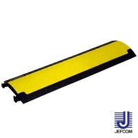 JEFCOMジェフコム ケーブルプロテクター ジョイントプロテクター(直線連結タイプ) 1035×290×48mm JTP-2935 [ラッピング不可][代引不可][同梱不可]
