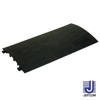 JEFCOMジェフコム ケーブルプロテクター ジョイントプロテクター(直線連結タイプ・簡易型) 830×435×37mm JTP-4430 [ラッピング不可][代引不可][同梱不可]