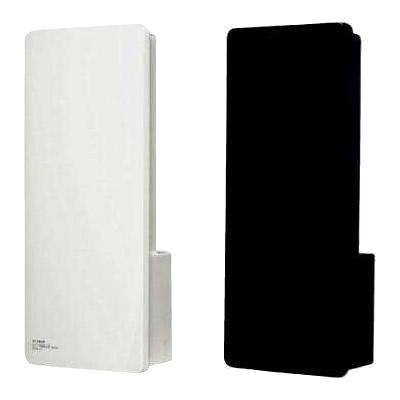 マスプロ電工 SKY WALLIE mini (スカイウォーリー ミニ) 屋内・屋外両用 家庭用UHFアンテナ 簡易型 ブースター内蔵型 ウォームホワイト・U2SWLC3B