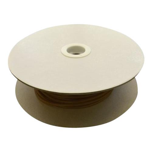 光 (HIKARI) アメゴムチューブドラム巻 6mm丸 KGA6-50W  50m [ラッピング不可][代引不可][同梱不可]