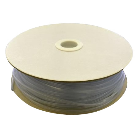 光 (HIKARI) エンビUパッキンドラム巻 透明 5.7×8.4mm 2mm用 KVC2-80W  80m [ラッピング不可][代引不可][同梱不可]