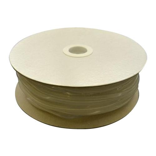 光 (HIKARI) シリコンチューブ溝型ドラム巻 5.9×8.8mm 2mm用 SCV2-80W  80m [ラッピング不可][代引不可][同梱不可]
