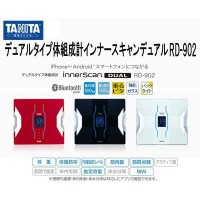 【TANITA タニタ デュアルタイプ体組成計インナースキャンデュアル RD-902 BK・RD-902-BK】※発送目安:2週間 fs04gm、