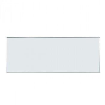 馬印 MAJI series(マジシリーズ)壁掛 ホーローホワイト 無地ホワイトボード ヨコ使い用 W2410×H910mm MH38 [ラッピング不可][代引不可][同梱不可]