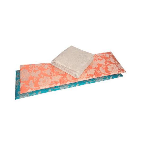 川島織物セルコン selegrance(セレグランス) フルール ロングシート 48×150cm LN1403 BE・ベージュ