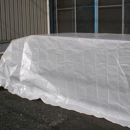 萩原工業 遮熱シート スノーテックス・スーパークール 約1.8×1.8m 20枚入 [ラッピング不可][代引不可][同梱不可]