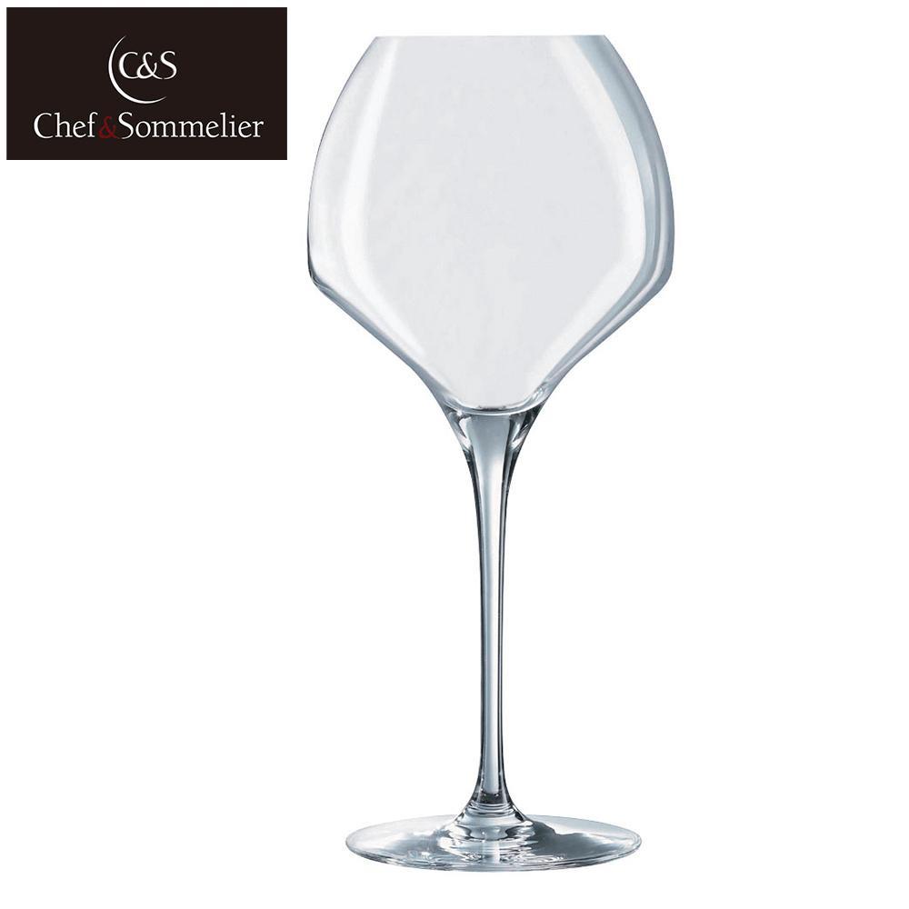 6-2041-0201 シェフ&ソムリエ オープンナップ クウォークスシリーズ ワイングラス ソフト 47 U1012 6脚入
