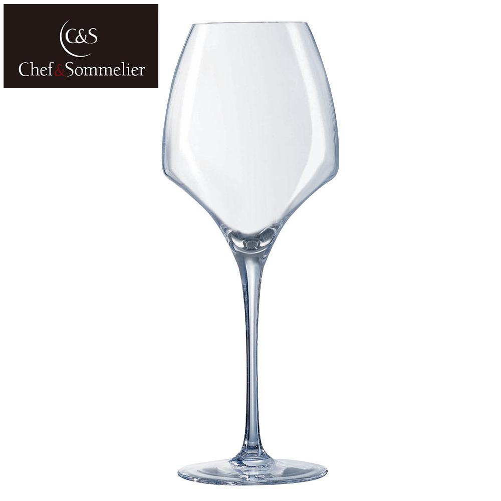 6-2041-0701 シェフ&ソムリエ オープンナップ クウォークスシリーズ ワイングラス ユニバーサル・テイスティング 6脚入